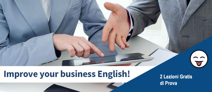 Corso business English online