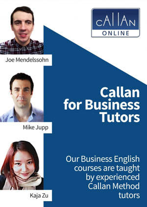 Lezioni di Business English online